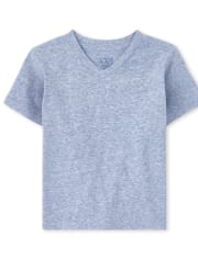 Baby And Toddler Boys V-Neck Top