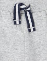 Baby Boys Shorts 2-Pack