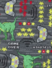 Boys Video Game Dino Briefs 7-Pack