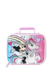 Toddler Girls Minnie Mouse Lunch Box
