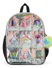 Girls Shakey Love Backpack