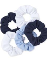 Girls Scrunchie 5-Pack
