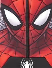 Mochila de hombre araña para niños