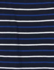 Baby And Toddler Boys Striped Top