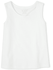 Baby And Toddler Girls Tank Top