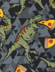 Boys Dino Pizza Boxer Briefs 5-Pack