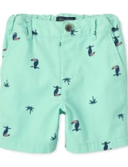Baby And Toddler Boys Toucan Chino Shorts