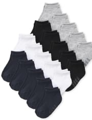 Unisex Baby and Toddler Ankle Socks 20  Pack