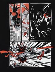 Boys Ninja Comic Graphic Tee