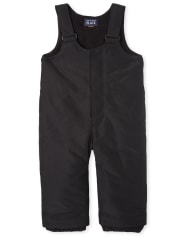 Toddler Boys Snow Overalls