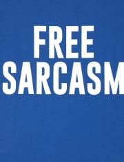 Boys Sarcasm Graphic Tee 2-Pack