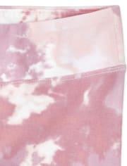 Leggings Active Tie Dye para niñas