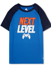 Boys Mix And Match Performance Top