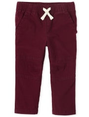 Baby And Toddler Boys Stretch Jogger Pants
