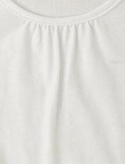 Conjunto de falda de ciervo para niñas pequeñas