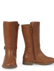 Toddler Girls Tall Riding Boots