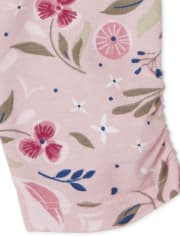 Baby Girls Floral Fox Pants 2-Pack
