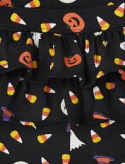 Baby Girls Halloween 2-Piece Playwear Set