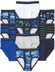 Boys Video Game Briefs 10-Pack