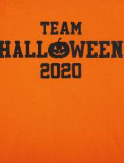 Unisex Kids Matching Family Halloween 2020 Graphic Tee