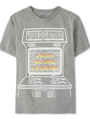 Boys High Score Legend Graphic Tee