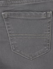 Baby And Toddler Boys Pull On Stretch Skinny Jeans