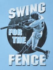 Boys Baseball Graphic Tee 2-Pack