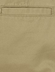 Boys Uniform Stretch Chino Pants