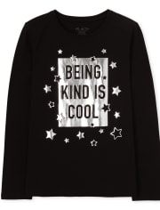 Girls Kind Is Cool Graphic Tee