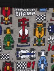 Toddler Boys Race Car Briefs 7-Pack