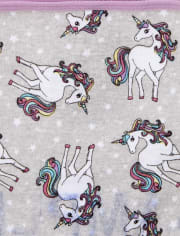 Girls Unicorn Briefs 7-Pack