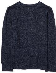 Boys Cozy Lightweight Sweater