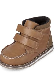 Botas de mocasín para niños pequeños