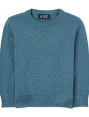 Toddler Boys Crew Sweater