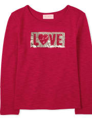 Girls Love Cozy Lightweight Sweater