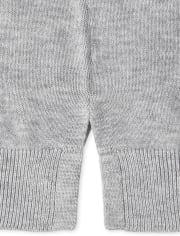 Girls Flip Sequin Sweater