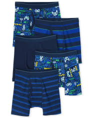 Boys Video Game Boxer Briefs 5-Pack