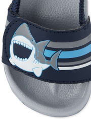 Toddler Boys Shark Slides