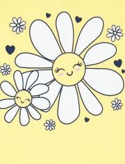 Toddler Girls Daisy 2-Piece Set