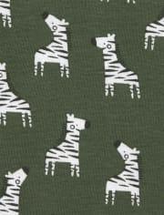 Baby Boys Safari Bodysuit 5-Pack