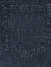 Boys Basic Straight Jeans 3-Pack
