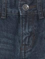 Boys Basic Straight Jeans 4-Pack