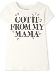 Girls From My Mama Graphic Tee