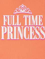 Girls Princess Graphic Tee 3-Pack