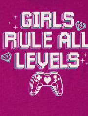 Girls Video Game Graphic Tee 3-Pack