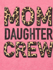 Girls Mom Graphic Tee 2-Pack