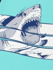 Boys Shark Tank Top 2-Pack