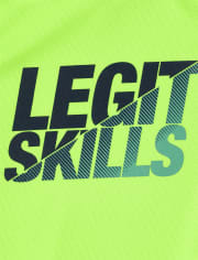 Boys Skills 2-Piece Performance Set
