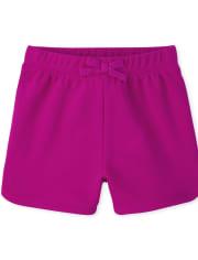 Toddler Girls Uniform Dolphin Shorts