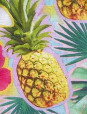 Girls Aloha Morning Pajamas